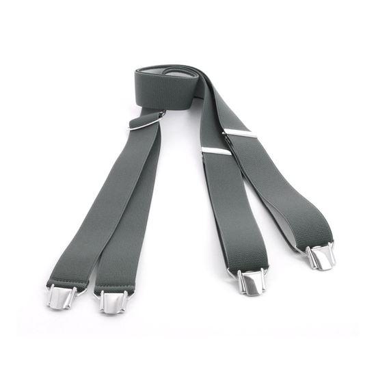 Picture of Plain Color Classic Clip Suspenders - 3,5 cm. wide