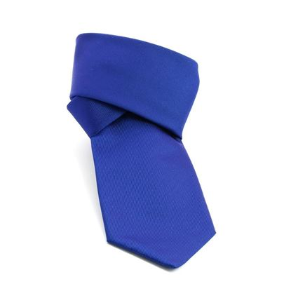 Picture of Bluette Silk Tie - 8 cm. wide