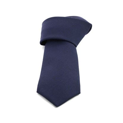 Picture of Classic Blue Wool Tie - 8 cm. wide
