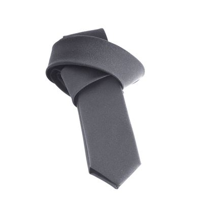Picture of Plain Color Silk Tie - 4 cm. wide