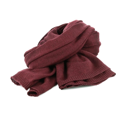 Picture of Plain Color Wool Scarf
