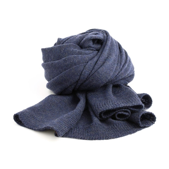 Picture of Plain Color Sportswear Wool Scarf