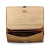 Picture of Teak Wood & Honey Leather Portfolio