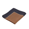 Picture of Framed Geometric Patterned Silk Handkerchief