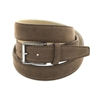 Picture of Nut Alcantara Belt - 3,5 cm. wide
