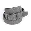 Picture of Grey Braided Belt - 3,5 cm. wide