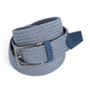Picture of Jeans Braided Belt - 3,5 cm. wide