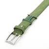 Picture of Green Vintage Shaped Calf Leather Belt