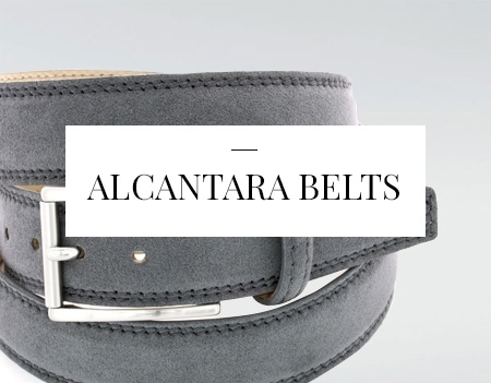 Picture for category ALCANTARA BELTS