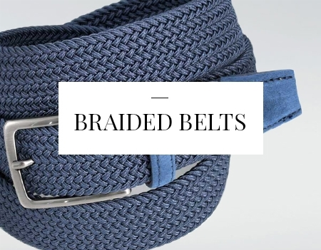 Picture for category BRAIDED BELTS