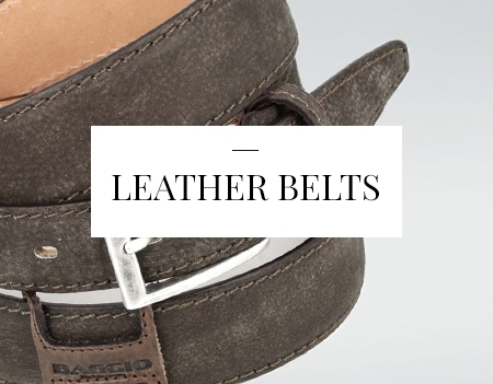 Picture for category LEATHER BELTS