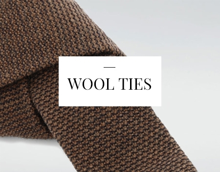 Picture for category WOOL TIES