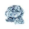 Picture of Blue Paisley Lightweight Scarf