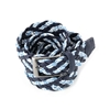 Picture of Blue & Light Blue Braided Belt - 3,5 cm. wide