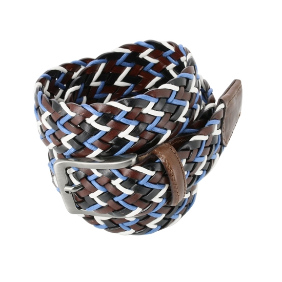 Picture of Braided Belt - 3,5 cm. wide