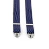 Picture of Micro Flowers Fancy Clip Suspenders - 3,5 cm. wide