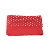 Picture of Red Polka Dots Lightweight Scarf