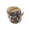 Picture of Colorful Wool Fabric Belt - 3,5 cm. wide