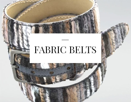 Picture for category FABRIC BELTS
