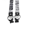 Picture of Comics Pattern Suspenders - 3,5 cm. wide