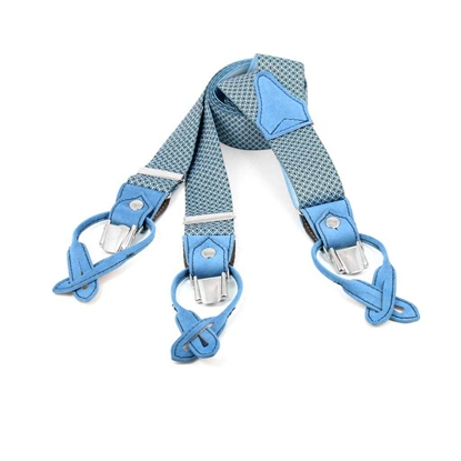 Picture of Micro Geometric Fancy Suspenders - 3,5 cm. wide
