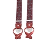 Picture of Paisley Pattern Suspenders - 3,5 cm. wide