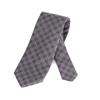 Picture of Geometric Pattern Wool Tie - 8 cm. wide