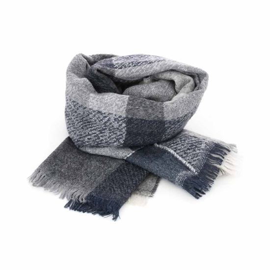 Picture of Checked Warm Scarf