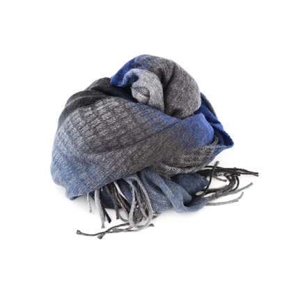 Picture of Soft Checked Scarf