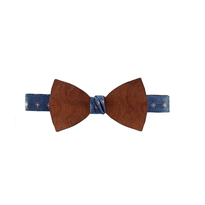 Picture of Wood Bow Tie