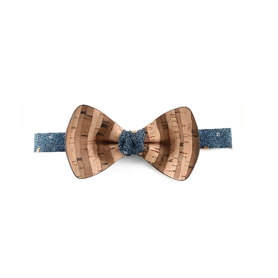 Picture of Cork Bow Tie