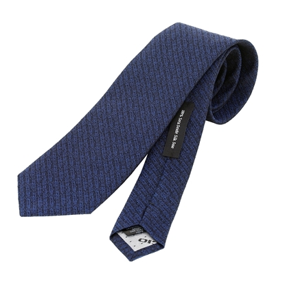 Picture of Melange Jacquard Silk Tie - 7 cm. wide